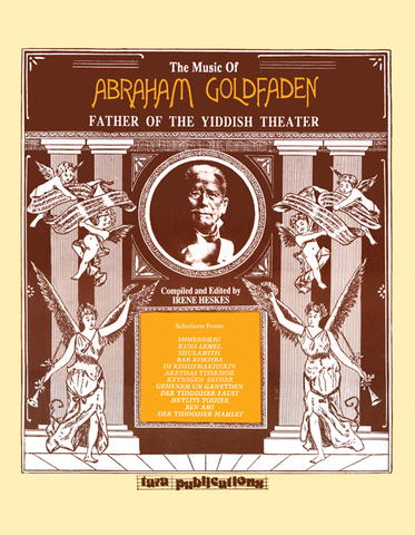 The Music of Abraham Goldfaden [eBook]