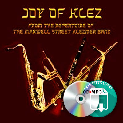 Joy Of Klez - full CD as zipped MP3 for download