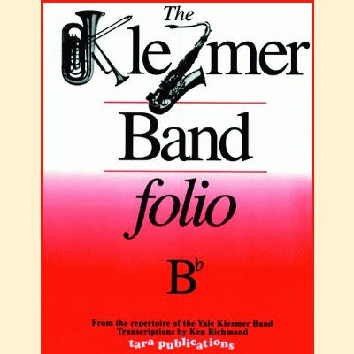 The Klezmer Band Folio Bb