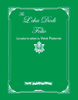 The L'cha Dodi Folio [eBook]