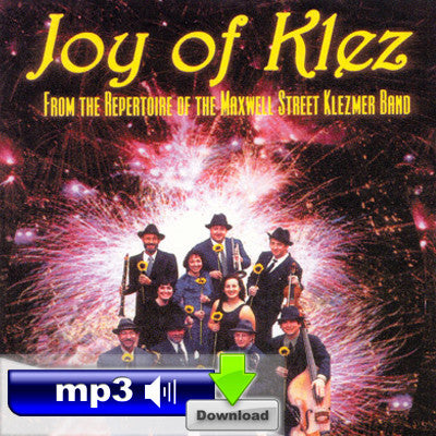 Joy Of Klez - Zol Zayn Gelebt