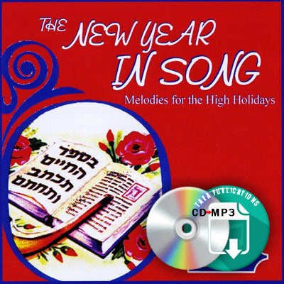 New Year In Song - full CD as zipped MP3 for download