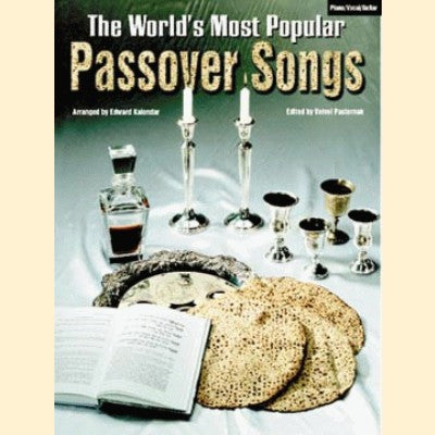 The World's Most Popular Passover Songs