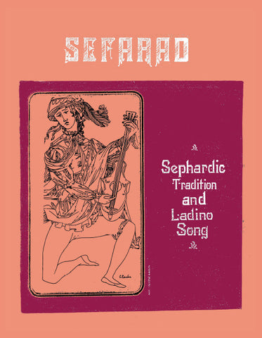Sefarad – Anthology of Sephardic and Ladino Song [eBook]