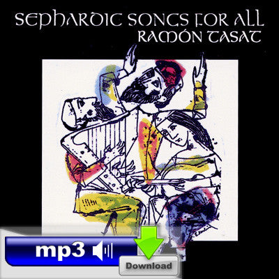 Sephardic Songs For All  - Yoducha Rayonai