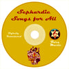 Sephardic Songs For All [eBook + MP3]
