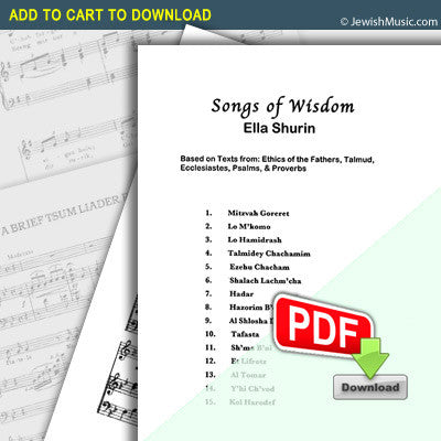 Songs of Wisdom