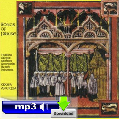 Songs of Praise  - Synagogal Melody
