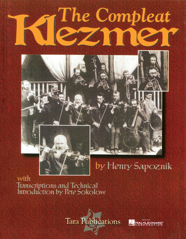 The Compleat Klezmer [eBook + MP3]