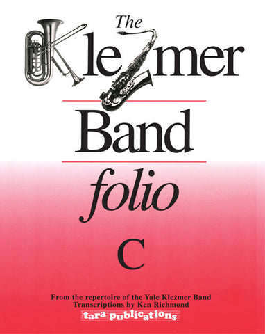 The Klezmer Band Folio C [eBook]