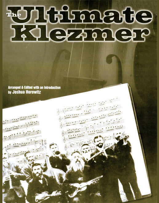 The Ultimate Klezmer [eBook]