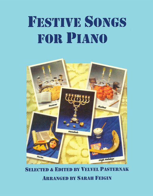 Festive Songs For Piano [eBook]