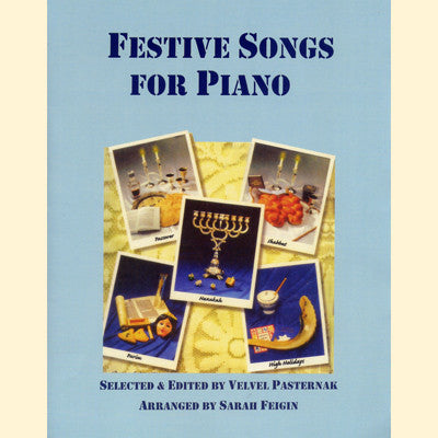 Festive Songs For Piano