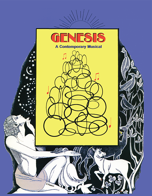 B'resheet/Genesis - A Musical Midrash [eBook + MP3]