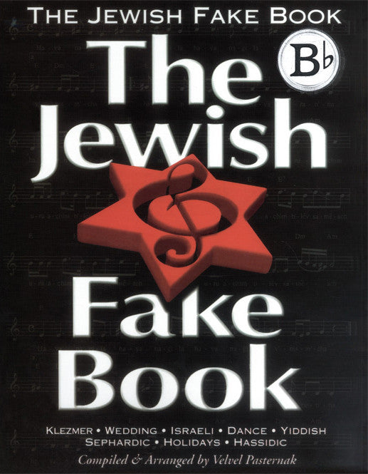 The Jewish Fake Book Bb Edition [eBook]