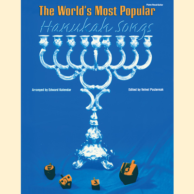 The World's Most Popular Hanukah Songs