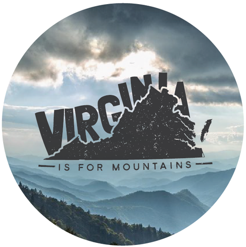 Virginia is for Mountains