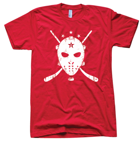 New DC Hockey Mask shirt