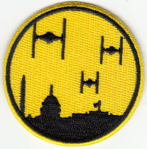Washington DC patches