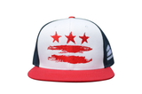 Washington DC flag hat