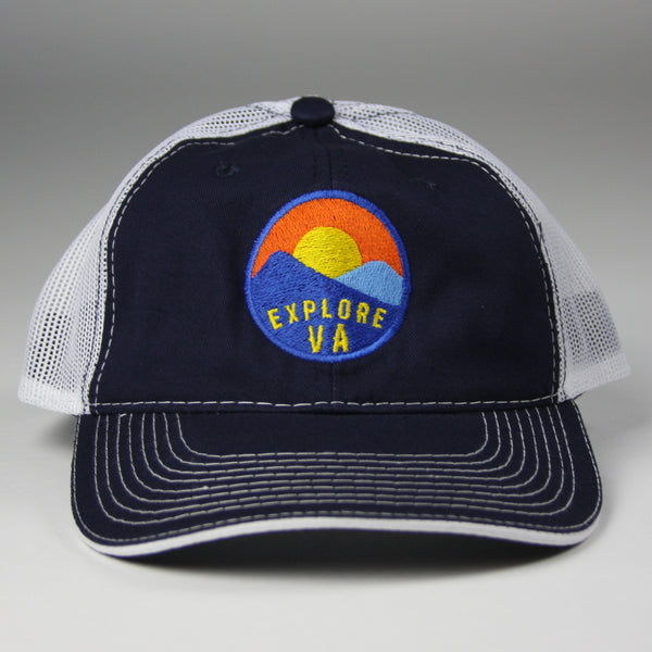Explore Virginia Trucker Hat