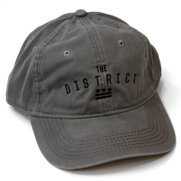 "Washington DC ""The District""  Dad Hat"