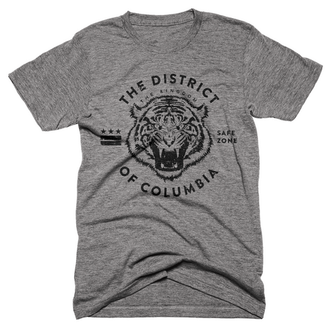 """The Kingdom"" Washington DC T-shirt"