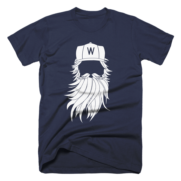 Washington DC beard tshirt