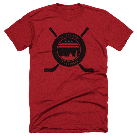 Washington DC hockey shirt
