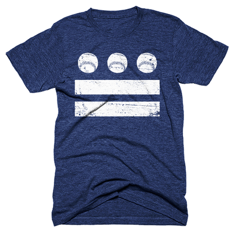 Washington DC baseball shirt