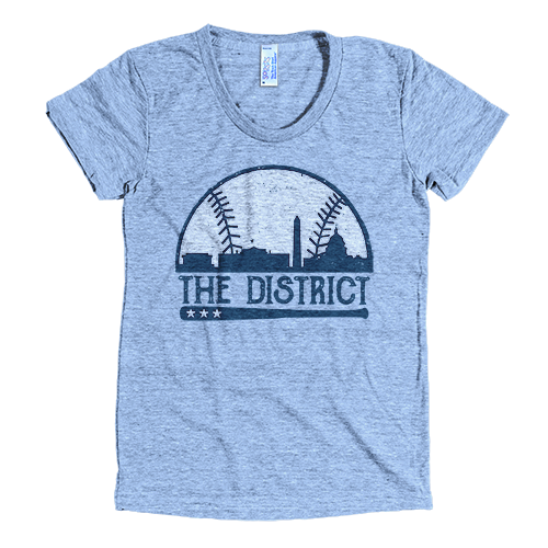 DC Baseball Shirt