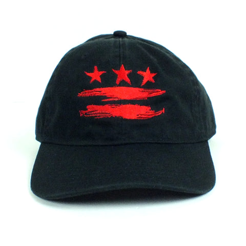 Washington DC Flag Dad Hat