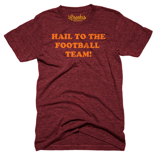 Hail To The Washington Football Team T-Shirt