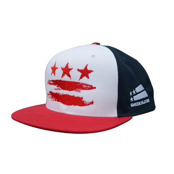 The district DC flag hat