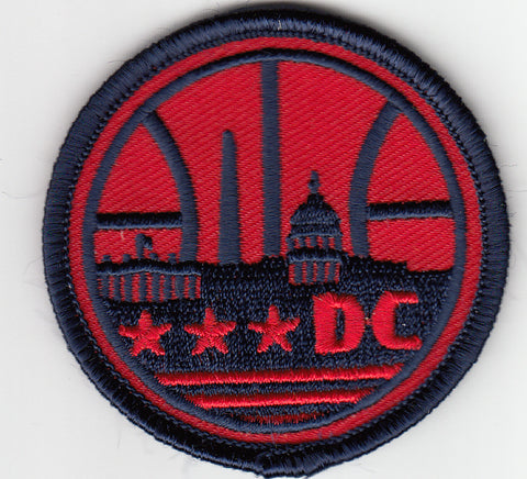 Washington DC Basketball Patch