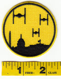 The Empire Strikes Washington DC Patch