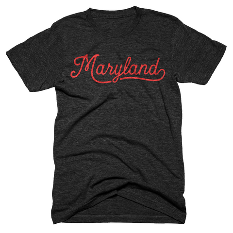 Maryland Script T-Shirt