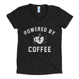 Powered by Coffee Shirt