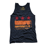 Washington DC flag shirt