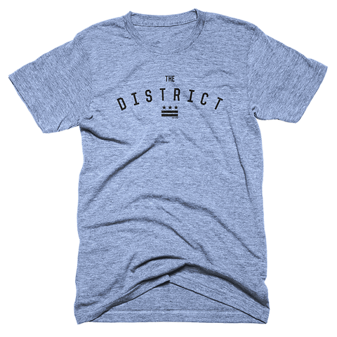Washington DC the district shirt