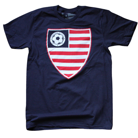 USA Soccer Shield T-Shirt