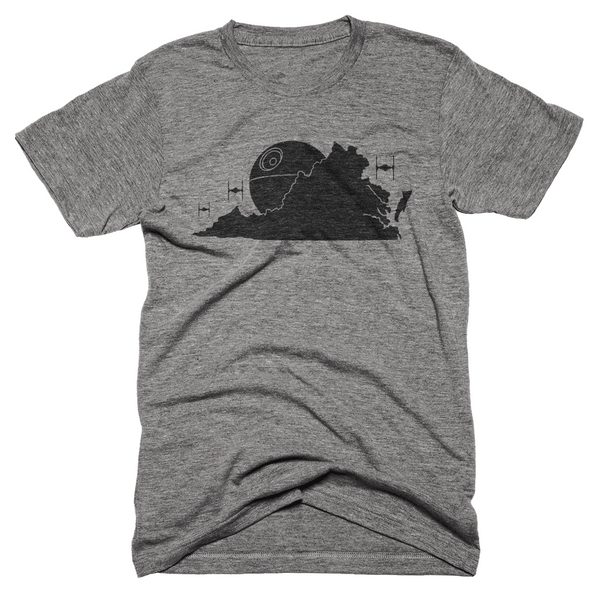 The Empire Strikes Virginia T-shirt