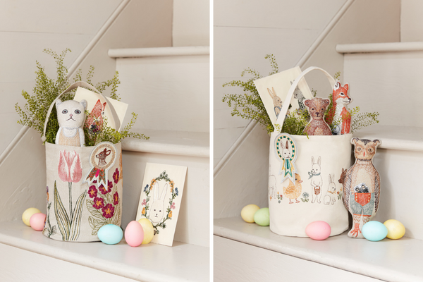 Coral & Tusk Easter Bucket Baskets
