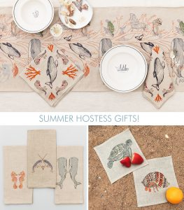 Coral & Tusk Summer Hostess Gifts