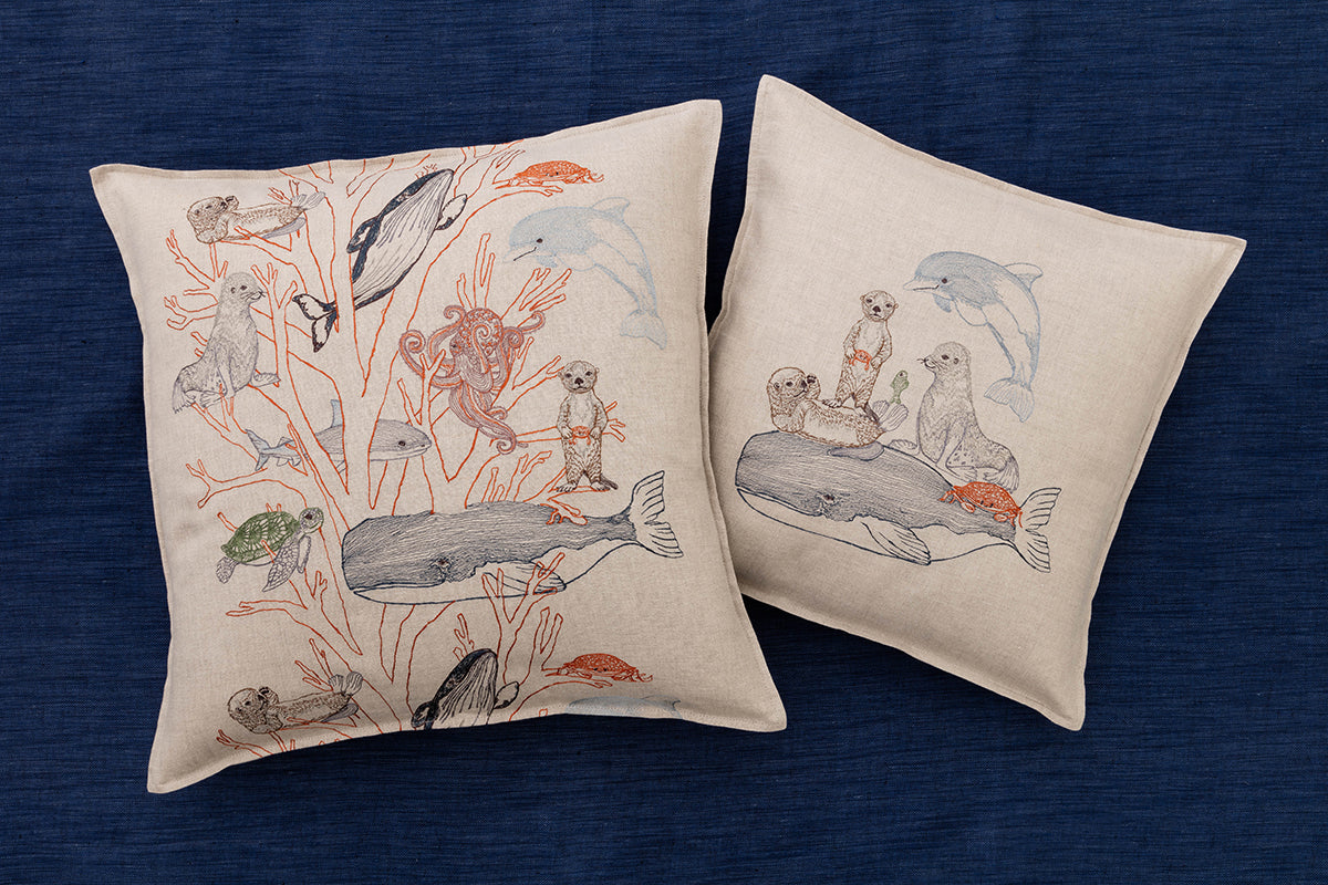 Coral & Tusk Big Sur Pillows