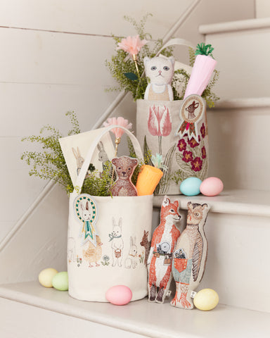 Coral & Tusk Easter Baskets