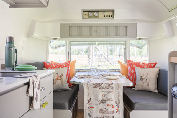 Coral & Tusk Airstream Table Linens