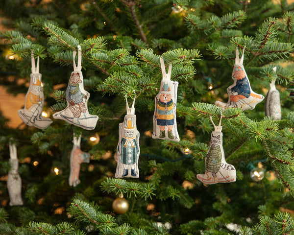 Coral & Tusk Christmas Tree Ornaments