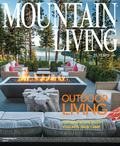 Mountain Living July 2019
