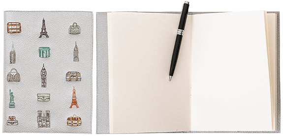 Coral and Tusk Luggage Notebook